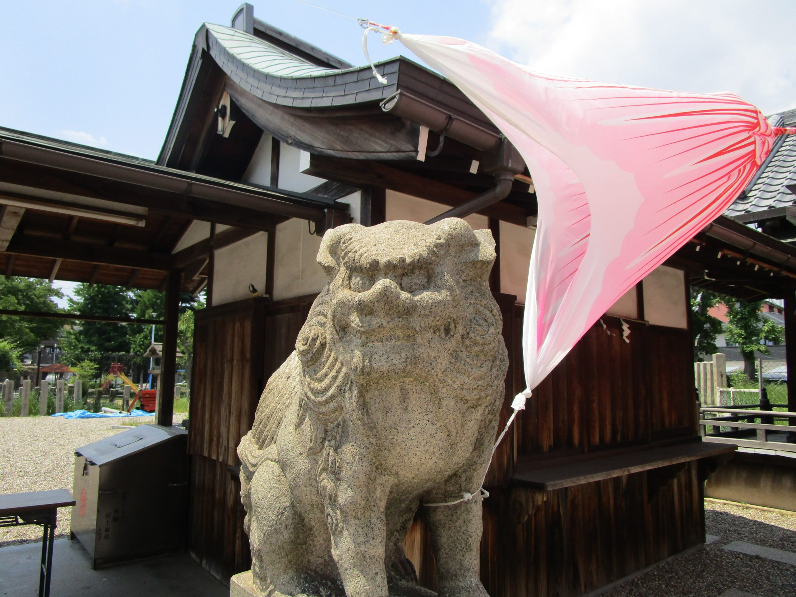 姫島神社の写真
