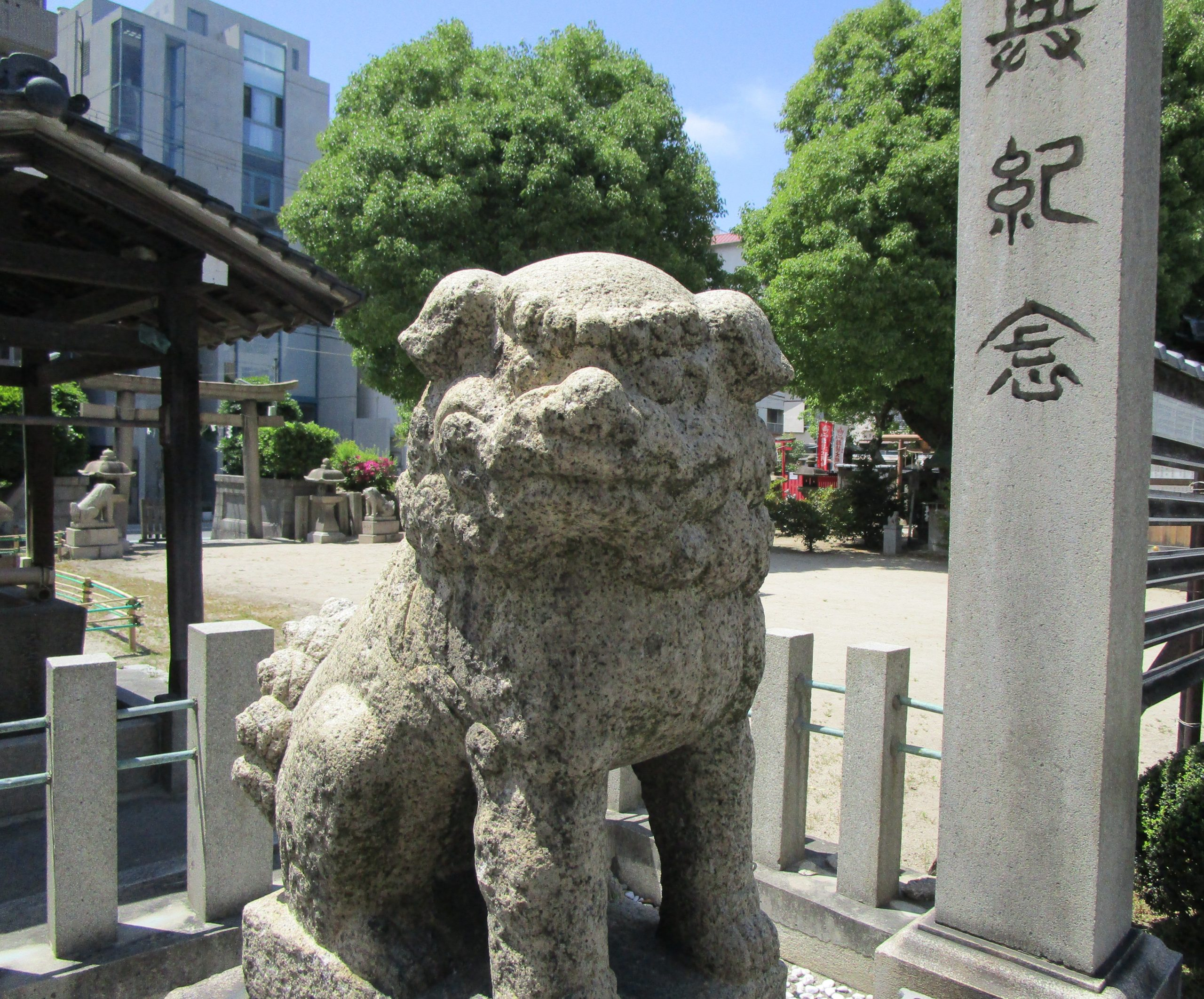 富島神社の写真