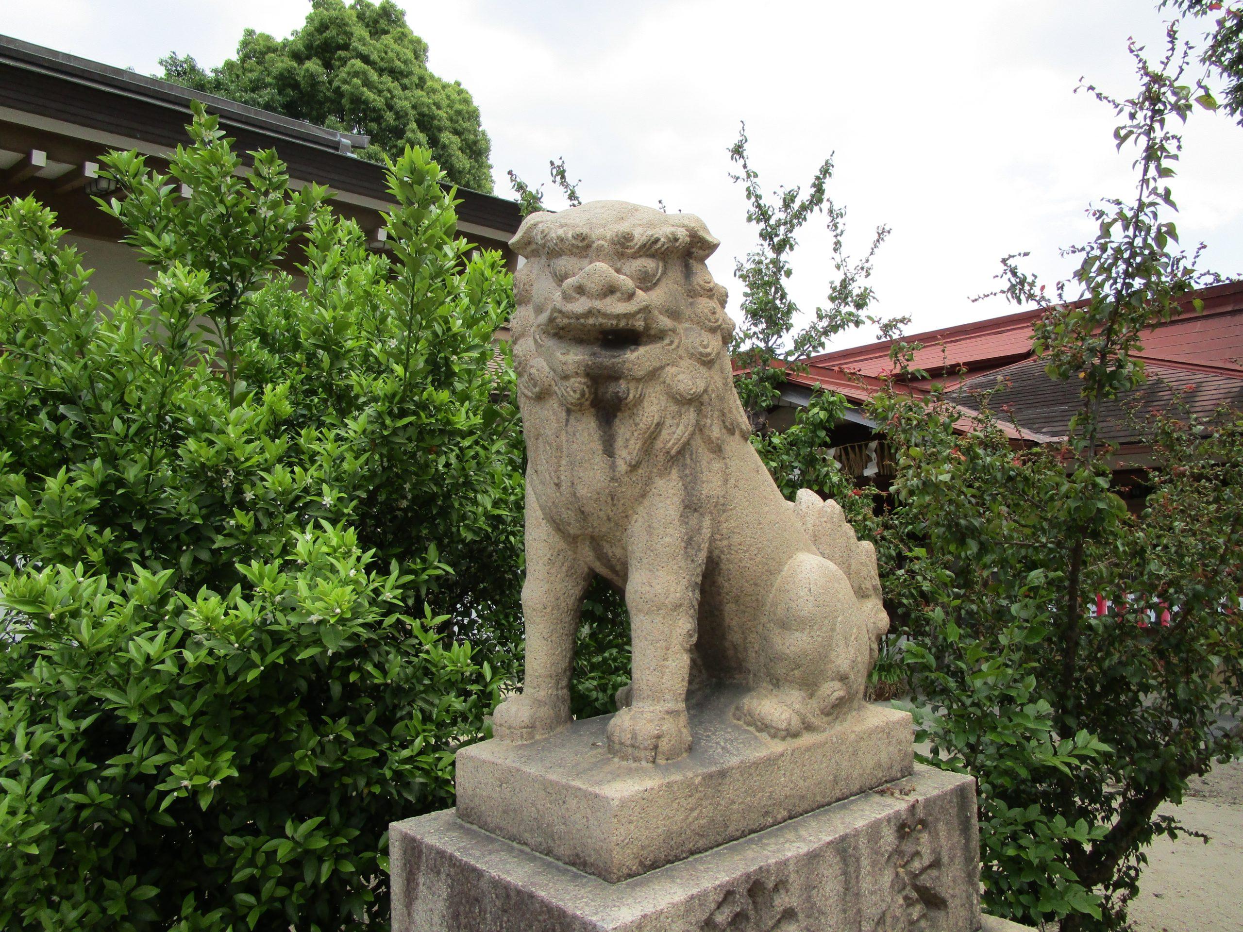 香具波志神社の写真